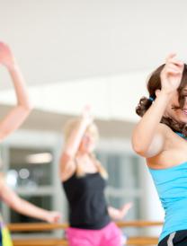Fitness Cours, Cours danse, pole dance Cours
